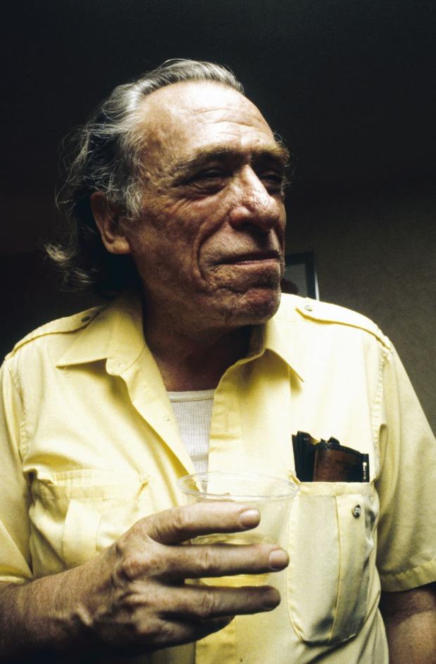American Writer Charles Bukowski