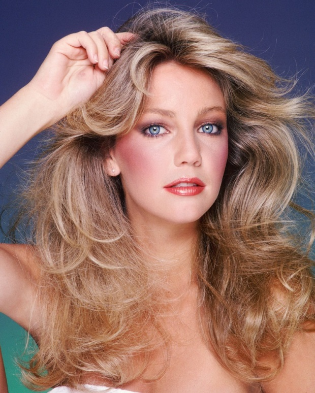 Heather Locklear Harry Langdon Photoshoot 1981