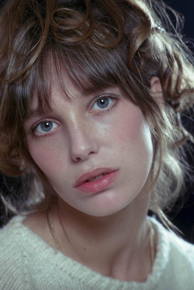 JANE BIRKIN PORTRAIT EN 1971