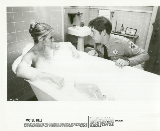 1980 Motel Hell Paul Linke Elaine Joyce