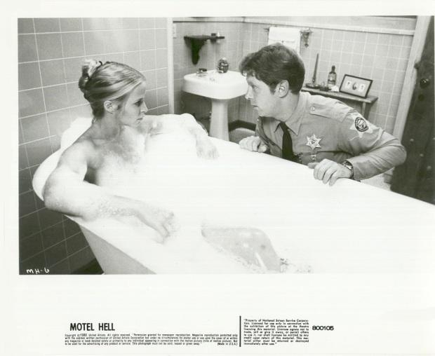 1980 Motel Hell Paul Linke Elaine Joyce